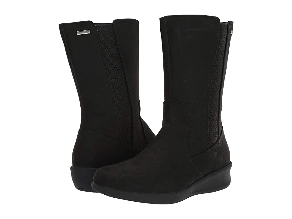 Aravon Fairlee Mid Boot (Black) Women