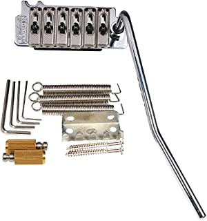 Wilkinson 5mm Push-In Strat Tremolo Arm Bridge Whammy Bar for Wilkinson and Other Imported Electric Guitar Chrome without tip