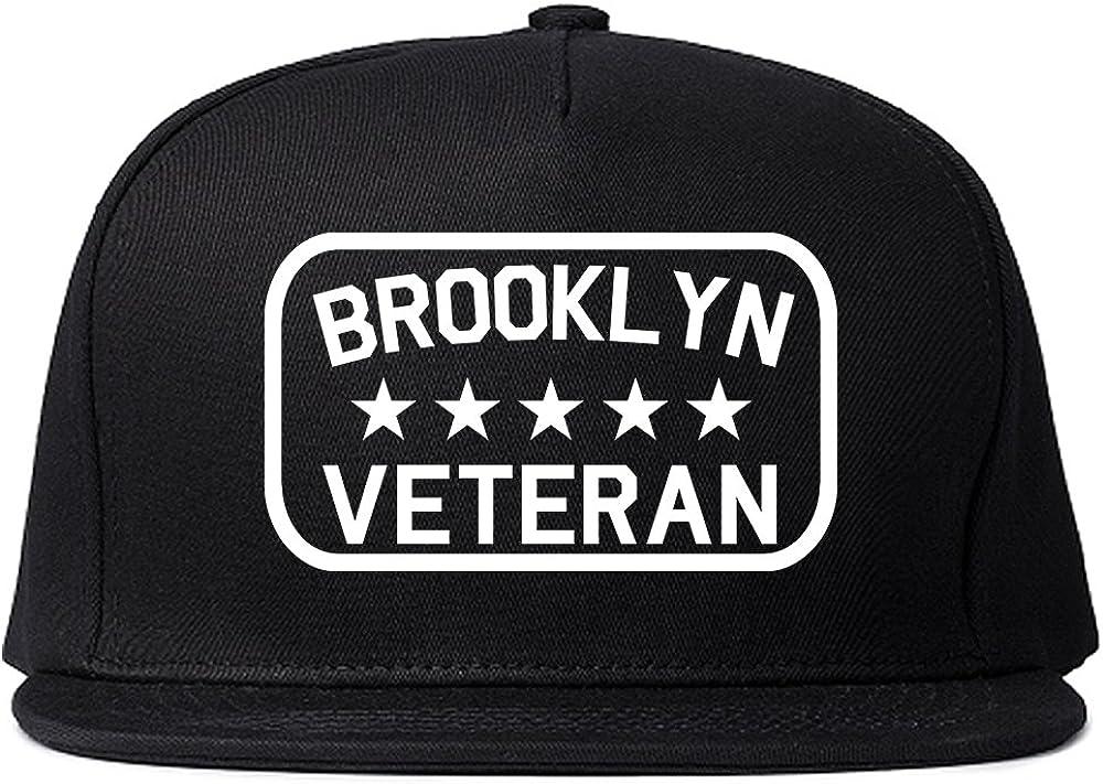 Kings Of NY Brooklyn Veteran Mens Snapback Hat
