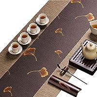 モダンなスタイルのジャカードテーブルランナー、コーヒーテーブルテーブルランナー、テーブルクロスマット、ポリエステル繊維、パーティー、休暇や結婚式に適しています。 (Color : STYLE 1)
