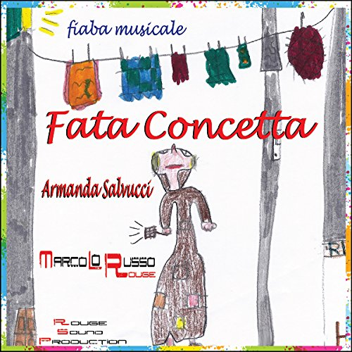 Fata Concetta audiobook cover art