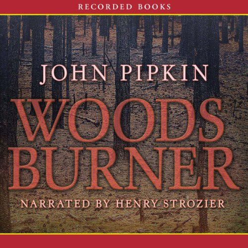 Woodsburner audiobook cover art