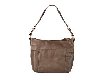 Hobo Charlie (Flint Matte Vintage Hide) Handbags