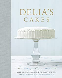 Delia's Book Of Cakes