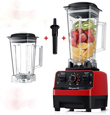 Lce blender cocktails Blender, Multi-Functional 2L High-Speed 35000 RPM/Min Smoothie Maker and Ice Crusher and Food Processor