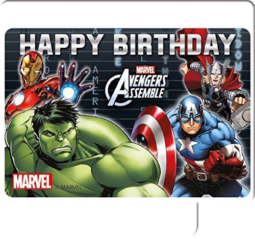 Marvel Avengers Assemble Party Inviti