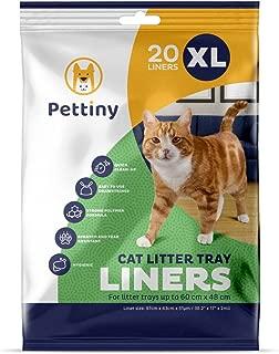 cat litter trays large