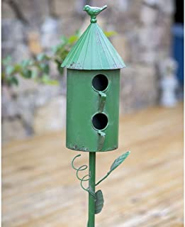 CTW Home Collection Story Morning Glory Birdhouse