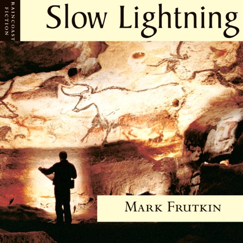Slow Lightning audiobook cover art