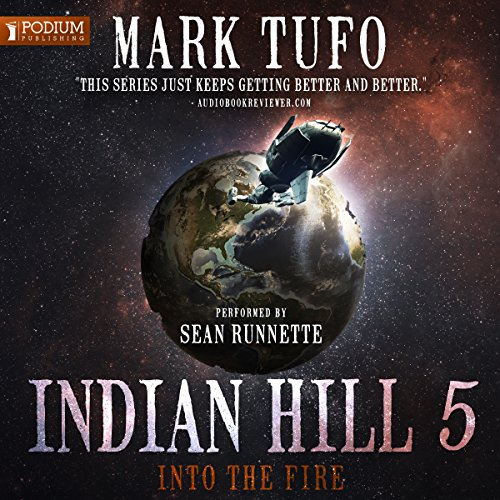 Into the Fire cover art
