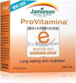 Jamieson ProVitamina Moisture-Rich Nourishing Cream, 120ml
