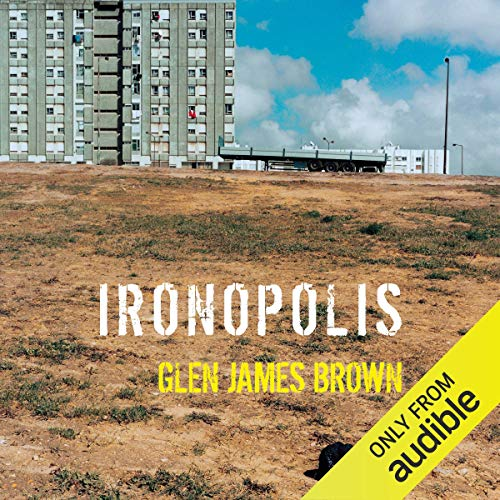 Couverture de Ironopolis