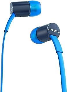 SOL REPUBLIC JAX - Auriculares (Binaurale, Negro, Dentro de oído, Alámbrico, Multi-key, Play/pause, Volume +, Volume -, In...