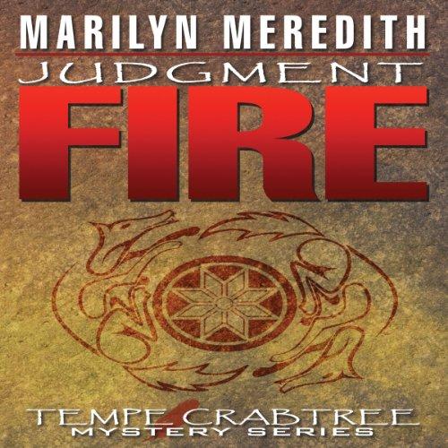 Judgment Fire audiobook cover art