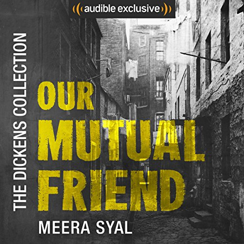 Our Mutual Friend cover art