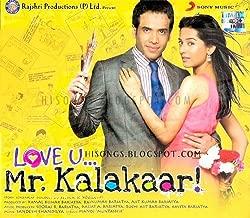 Love U...Mr. Kalakaar 2011  Hindi Music / Bollywood Songs / Film Soundtrack / Indian Music