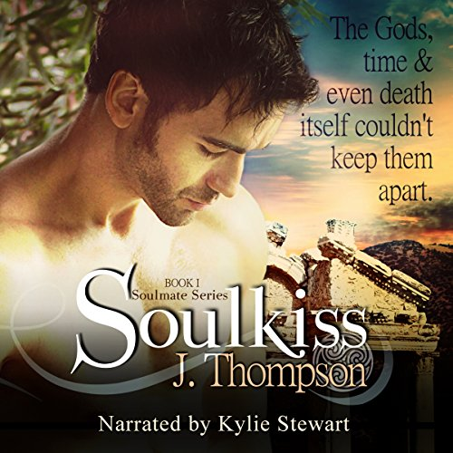 SoulKiss audiobook cover art