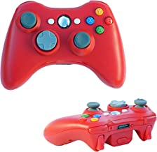 TONGHUA 2.4G Gamepad sem fio para Xbox 360, Controlador de console Controle de receptor para Microsoft Xbox 360 Joystick d...