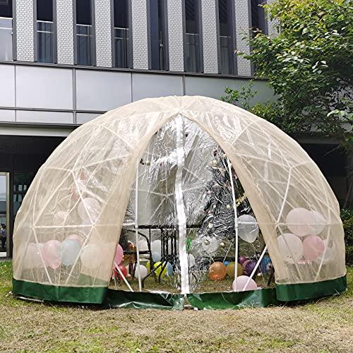 VEVOR Bubble Zelt 97 ft² Kuppelzelt...
