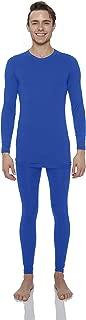 Thermal Underwear for Men Fleece Lined Thermals Men's Base Layer Long John Set