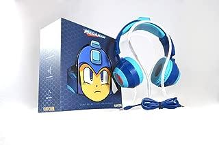 H&H Official Blue Classic Megaman Headphone