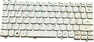 Laptop Portugal Portugus Teclado Substituto Apto Para Lenovo 100S Branco