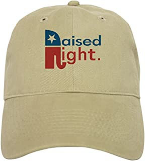 Raised Right Cap Baseball Cap