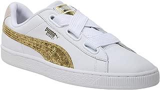 Puma Women's Basket Heart Glitter Wn S Sneakers