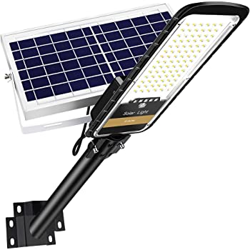 EG/_ KF/_ Waterproof Solar Power Motion Sensor Garden Lamp Outdoor Street Light Ca