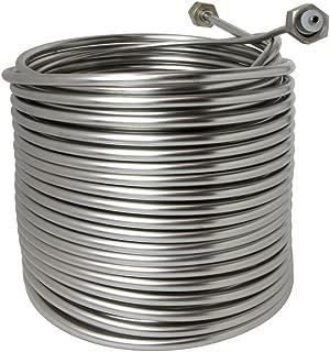 stainless steel jockey box coil