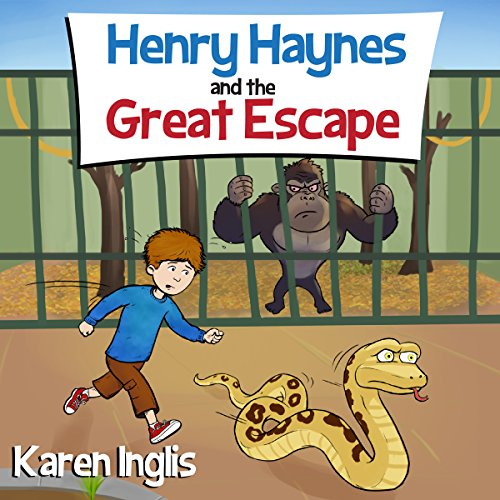 Henry Haynes and the Great Escape cover art