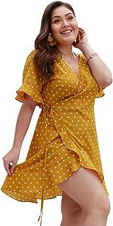 Vestido Corto Mujer Verano