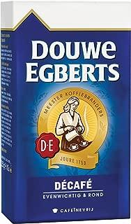 douwe egberts coffee caffeine content
