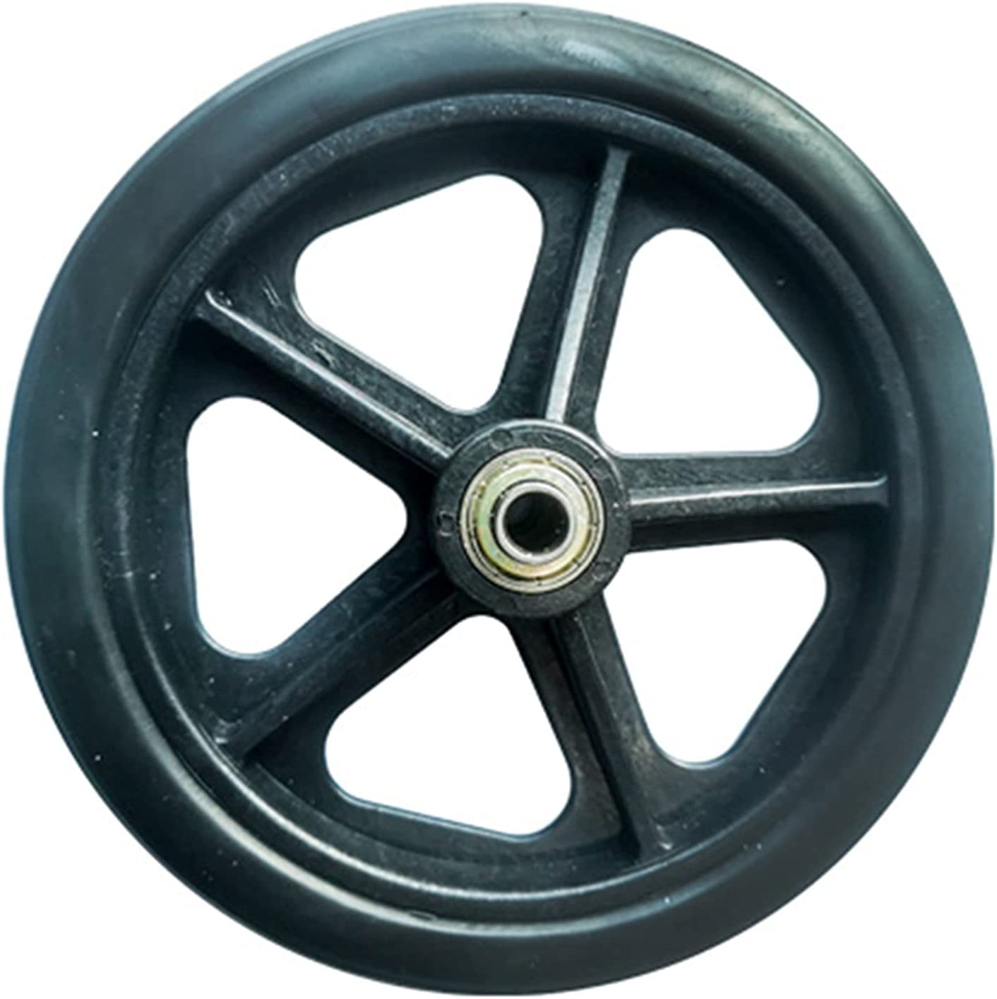 Wheelchair Year-end annual account wheels 1 Accessories Inc 6-8 Tires Front Challenge the lowest price of Japan ☆