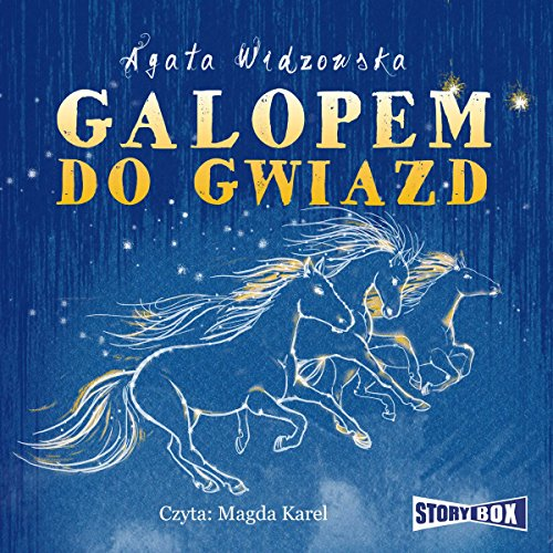 Galopem do gwiazd audiobook cover art