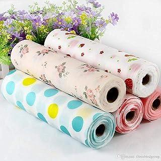 ADRIAN Printing Antibacterial Cabinet Plastic Foam Household Wardrobe Moisture Drawer Pad Waterproof Non-Slip Paper Kitche...