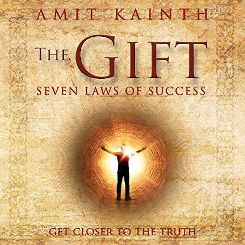 The Gift - 7 Laws Of Success audiobook cover art