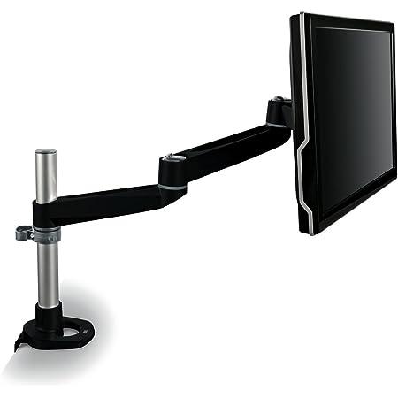 3M Dual-Swivel Monitor Arm (MA140MB),Black