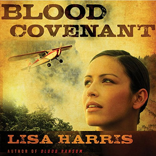 Blood Covenant audiobook cover art