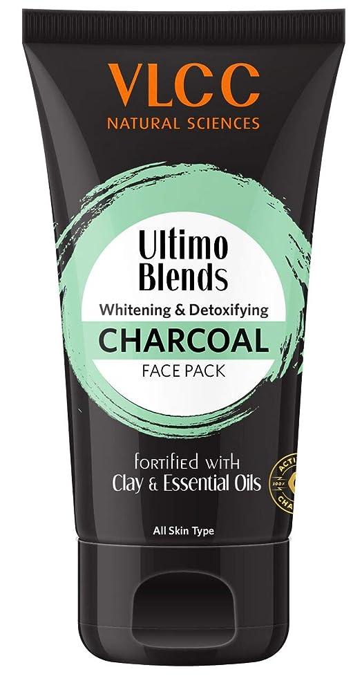賞賛中でリスVLCC Ultimo Blends Charcoal Face Pack, 100g