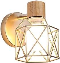 CHENGCHAO Lichte Scandinavische wandlamp van kristal, modern, Scandinavische achtergrond, creatieve wandlamp, verlichting ...