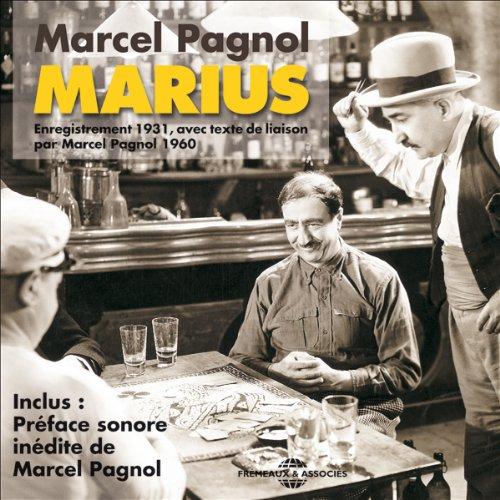 Marius (La Trilogie marseillaise 1) audiobook cover art