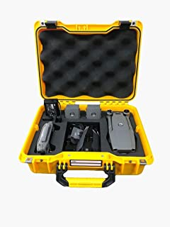 Gogoril G20 DJI Mavic 2 Combo Hardcase Çanta (Sarı)
