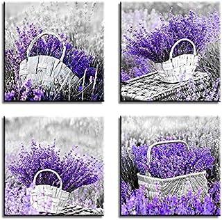 Amazon.com: Purple - Wall Art: Home & Kitchen