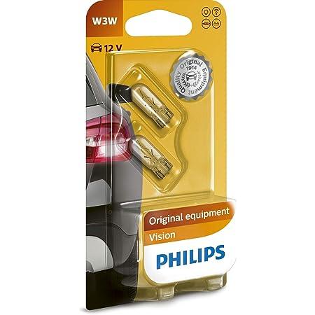 Philips 12256b2 Glassockellampe Vision W3w Auto