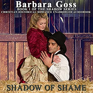 Shadow of Shame audiobook cover art