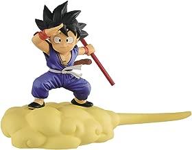 Banpresto Dragonball Kintoun -Son Gokou-(B Special Color Ver) Prize Figure