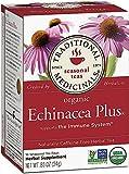 Traditional Medicinals Organic Tea Echinacea Plus 16 tea bags 1713