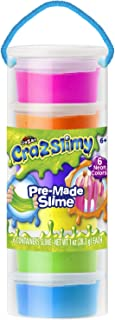 CRA-Z-Slimy Pre-Made Slime 6 Pack
