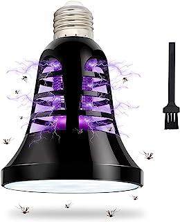 COZYLIFE Bug Zapper Light Bulb,2-in-1 UV Mosquito Killer Lamp Indoor LED Light Suitable for E26/E27 Light Bulb Socket,Elec...